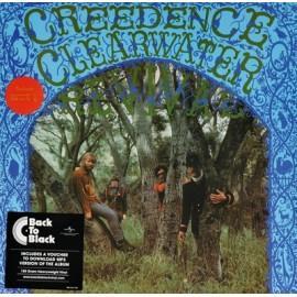 Creedence Clearwater Revival –  Creedence Clearwater Revival  (LP / Vinyl)