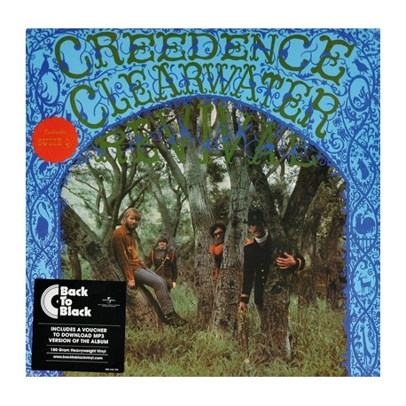 vinyl empire creedence clearwater revival creedence clearwater revival. Black Bedroom Furniture Sets. Home Design Ideas