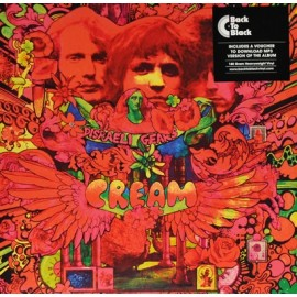 Cream – Disraeli Gears  (LP / Vinyl)
