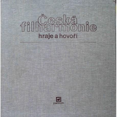 Václav Neumann - Česká Filharmonie Hraje A Hovoří (8LP/ Vinyl Box)