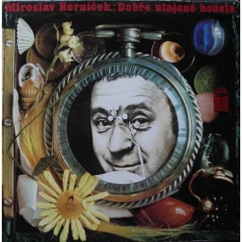 Miroslav Horníček – Dobře Utajené Housle (2LP / Vinyl)