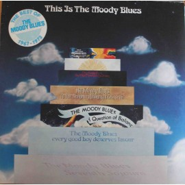 The Moody Blues ‎– This Is The Moody Blues (2LP/ Vinyl)