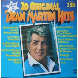 Dean Martin – 20 Original Dean Martin Hits (LP/ Vinyl)