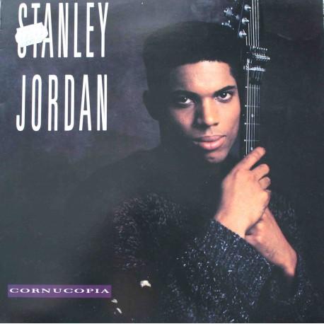Stanley Jordan – Cornucopia (LP / Vinyl)