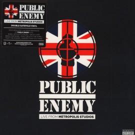 Public Enemy – Live From Metropolis Studios (2LP / Vinyl)
