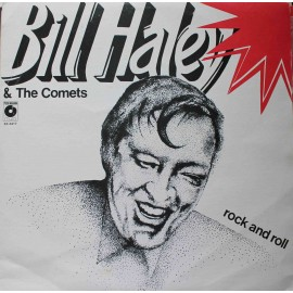Bill Haley & The Comets ‎– Rock And Roll  (LP / Vinyl)
