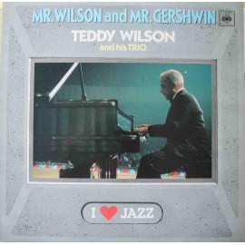 Teddy Wilson And His Trio – Mr. Wilson And Mr. Gershwin (LP / Vinyl)