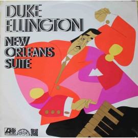 Duke Ellington ‎– New Orleans Suite  (LP / Vinyl)