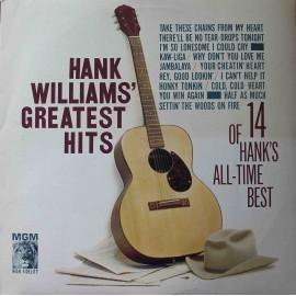 Hank Williams – Hank Williams' Greatest Hits (LP / Vinyl)