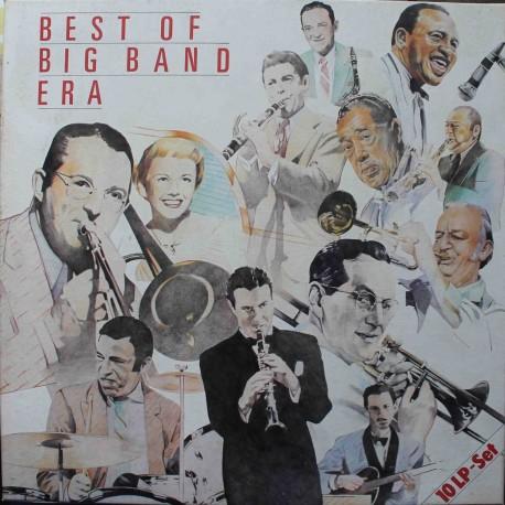 Best Of Big Band Era (10LP / Vinyl Box)