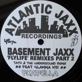 """Basement Jaxx – Fly Life (Remixes Part 2)  (12"""" / Vinyl)"""