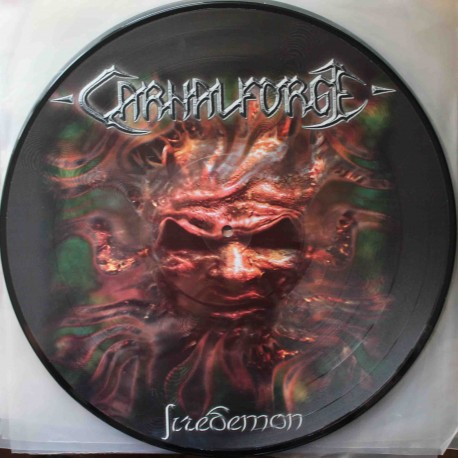 Carnal Forge – Firedemon (LP / Picture Vinyl)