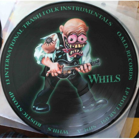 WHILS – Rustic Stomp (LP / Picture Vinyl)