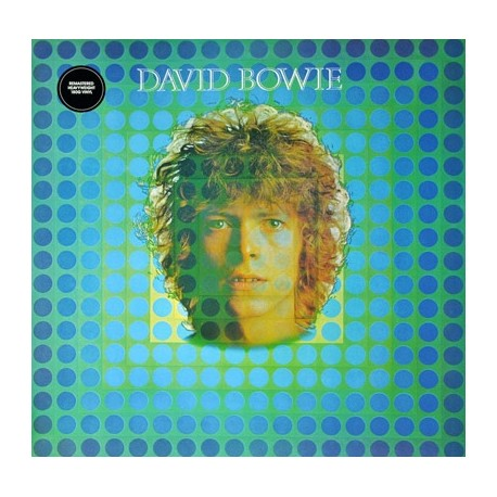David Bowie ‎– Space Oddity (LP / Vinyl)