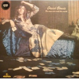 David Bowie – The Man Who Sold The World (LP / Vinyl)