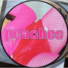 "Peaches ‎– Set It Off  (12"" / Picture Vinyl)"