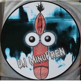 "DJ MinuPren – Six Fists And A Crowbar  (12"" / Picture Vinyl)"