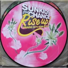 "Sunkids – Rise Up! (Praise Cats Remix 2005) (12"" / Picture Vinyl)"