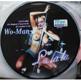 "Wo-Man – La La La (12"" / Picture Vinyl)"