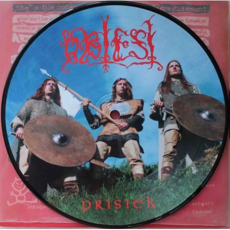 "Obtest – Prisiek (7"" / Picture Vinyl)"