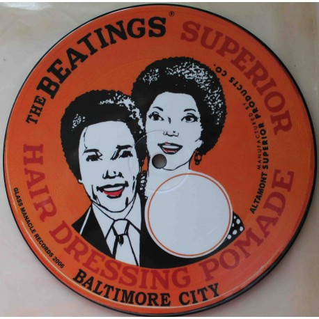 "The Beatings ‎– Solid Gold (7"" / Picture Vinyl)"