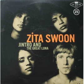 "Zita Swoon ‎– Jintro & The Great Luna / My Bond With You And Your Planet: Disco! (12"" / Vinyl)"