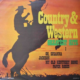 Country & Western Greatest Hits I (LP / Vinyl)
