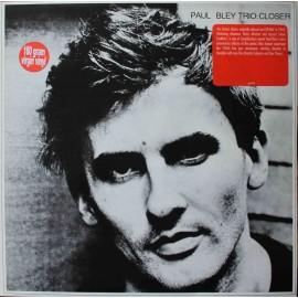 Paul Bley Trio – Closer (LP / Vinyl)