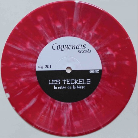 """Les Teckels – Aboivent Z'En Français! (7"""" / Vinyl)"""