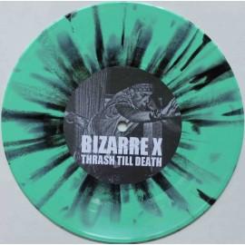 """Kent Brockman / Bizarre X – !Nö Sleep 'Till Circlepit! (7"""" / Vinyl)"""