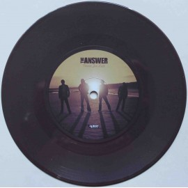 "The Answer ‎– Never Too Late (7"" / Vinyl)"