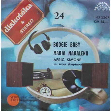 "Afric Simone – Boogie Baby / Maria Magdalena (7"" / Vinyl)"