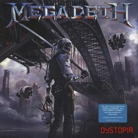 Megadeth – Dystopia (LP / Vinyl)
