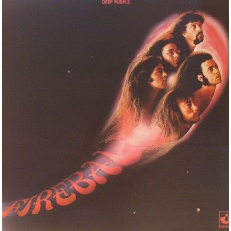 Deep Purple ‎– Fireball (LP / Vinyl)