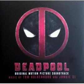 Junkie XL – Deadpool (Original Motion Picture Soundtrack) (2LP / Vinyl)