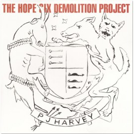 PJ Harvey ‎– The Hope Six Demolition Project (LP / Vinyl)