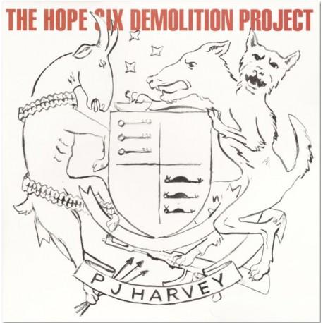 PJ Harvey – The Hope Six Demolition Project (LP / Vinyl)