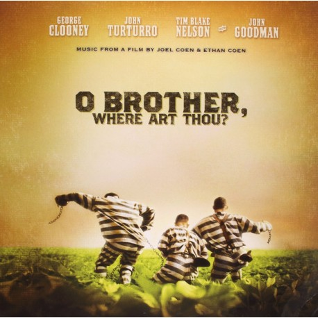 Bratříčku, kde jsi? / O Brother, Where Art Thou? - Soundtrack (2LP / Vinyl)