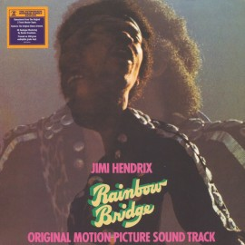 Jimi Hendrix ‎– Rainbow Bridge - Soundtrack (LP / Vinyl)