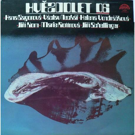 VA – Hvězdolet 06 (LP / Vinyl)