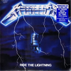 Metallica ‎– Ride The Lightning (LP / Vinyl)