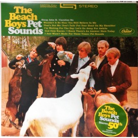 The Beach Boys – Pet Sounds (LP / Vinyl)