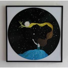 Obrázek Z Vinylové Desky - Paní Hvězd
