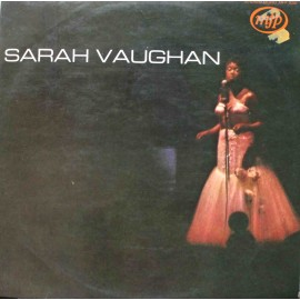 Sarah Vaughan With Mundell Lowe And George Duvivier ‎– After Hours  (LP / Vinyl)