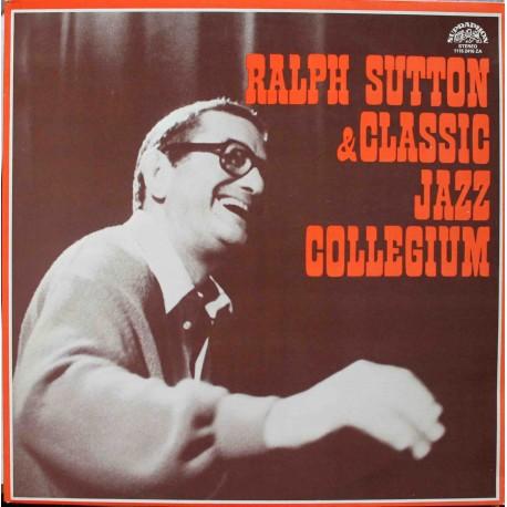 Ralph Sutton & Classic Jazz Collegium (LP / Vinyl)