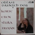 Jaroslav Krček - Ohlasy Dávných Dob (LP / Vinyl)