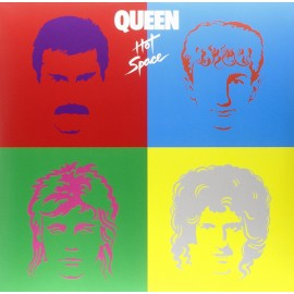 Queen ‎– Hot Space (LP / Vinyl)