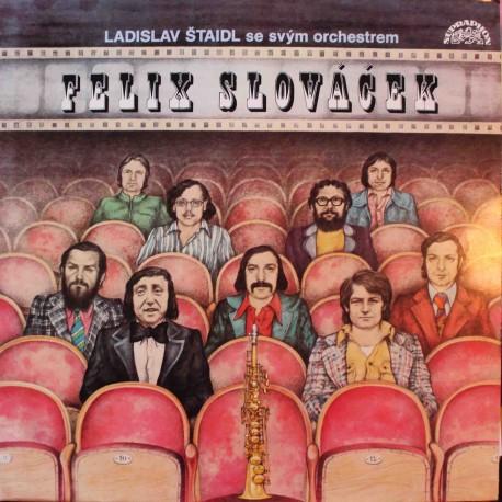 Felix Slováček, Ladislav Štaidl A Jeho Orchestr – 2 (melodie z českých filmů) (LP / Vinyl)