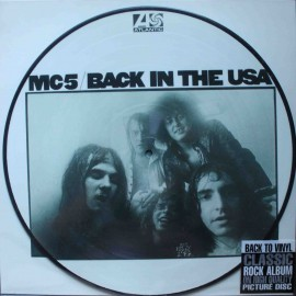 MC5 ‎– Back In The USA (LP / Vinyl)