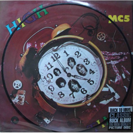 MC5 – High Time (LP / Vinyl)